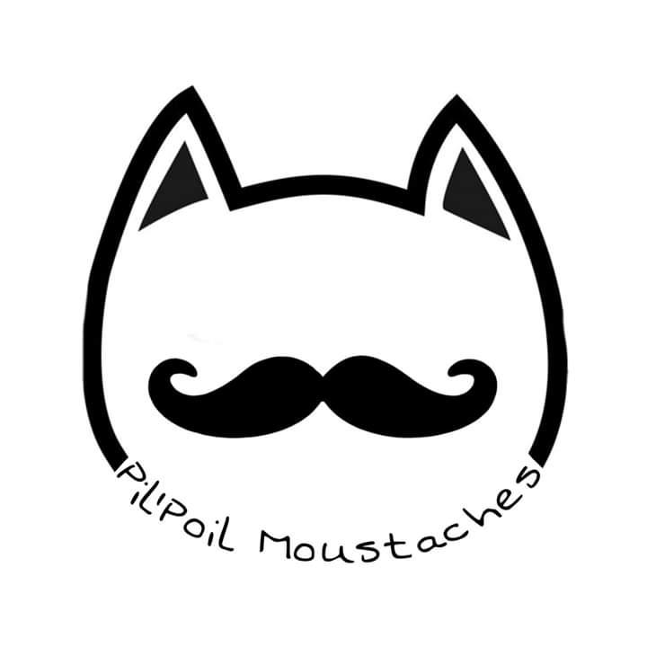 Pil'Poil Moustaches