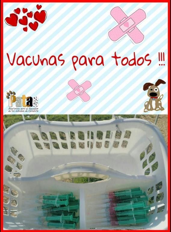 Vacunas PATAS