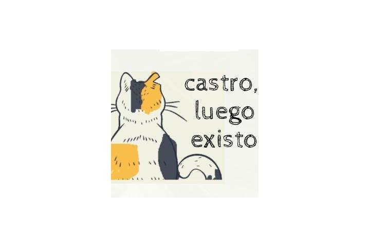 Castro, luego existo