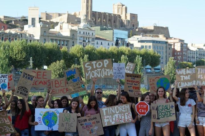 OSMON: Combatre el canvi climàtic reforestant el planeta