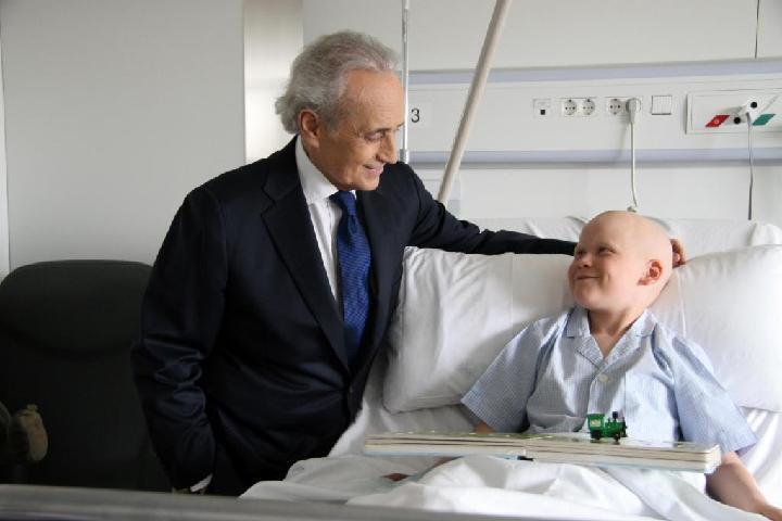 Lucha contra la leucemia: Fund Josep Carreras