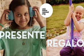 Stop leucemia infantil. Unoentrecienmil