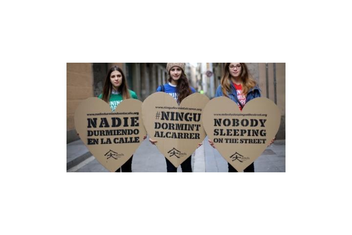 Poso sostre a Barcelona_Fundació Arrels