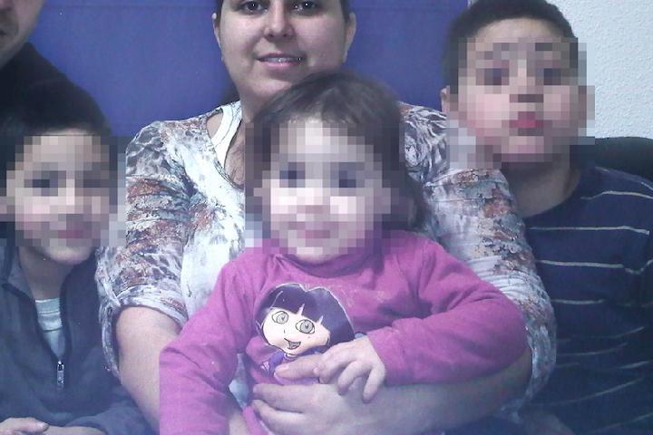 Ayuda urgente a Loli, madre sola