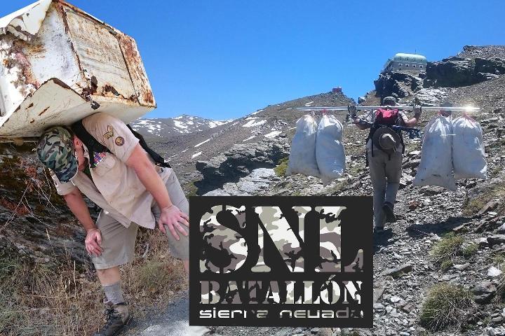 Batallón Basurista Sierra Nevada Limpia