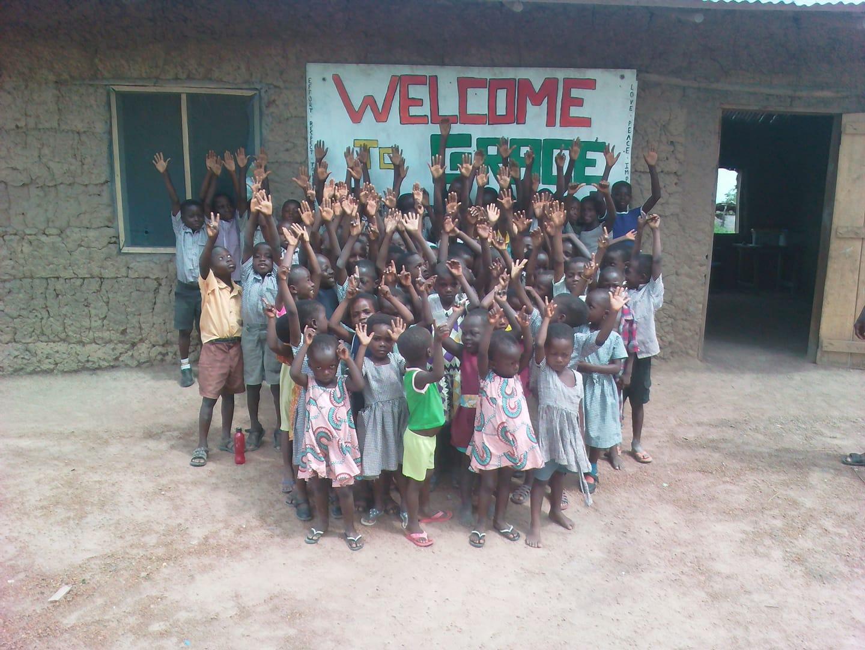 Grace Academy, abrimos puertas al futuro de Ghana