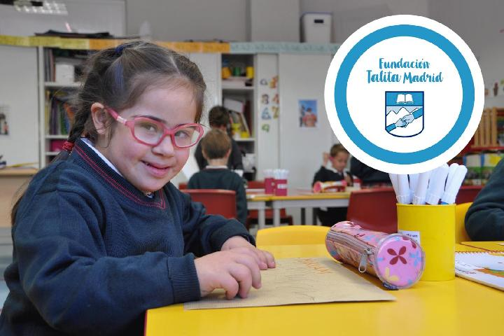 Talita Madrid: integrando en la escuela