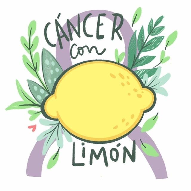 Cáncer con limón