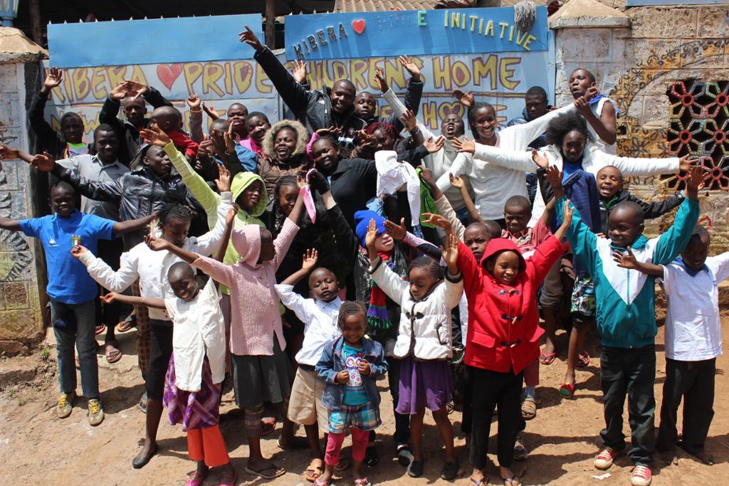 Food for Kibera Pride Orphanage (Kenya)