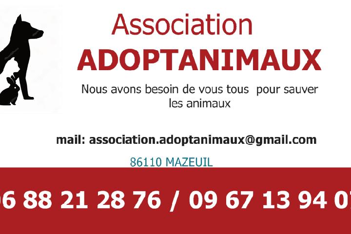 Association ADOPTANIMAUX