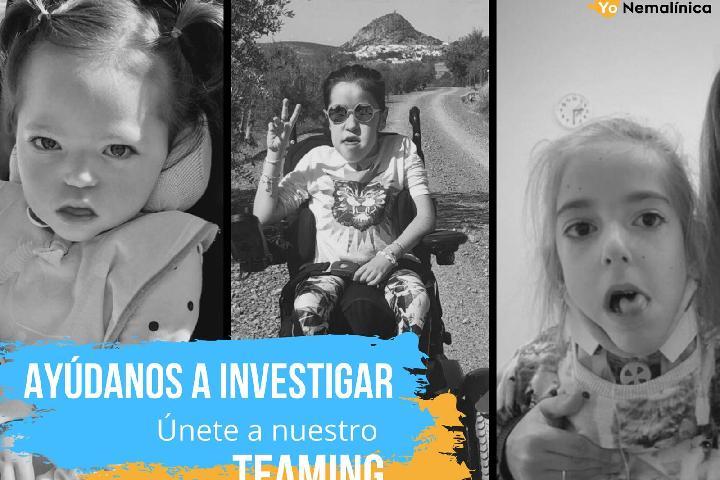 Yo Nemalínica, looking for a therapy for Nemaline Myopathy