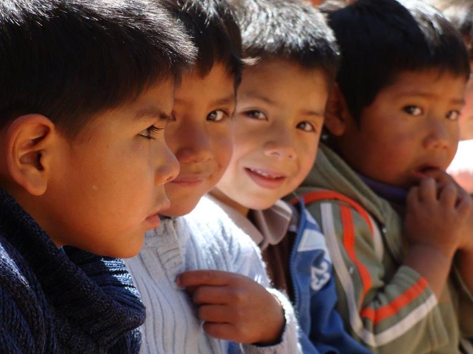 Amantaní - Casas de acogida infantil