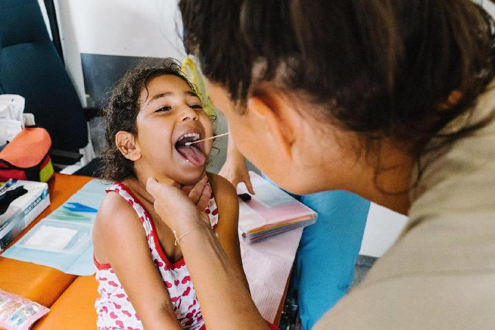 Medical Volunteers International e.V. - medical help in Greece!