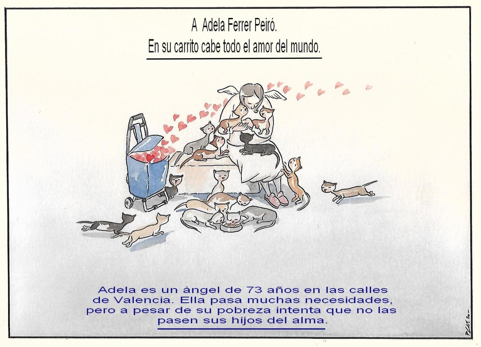Adela Necesita AYUDA URGENTE!!