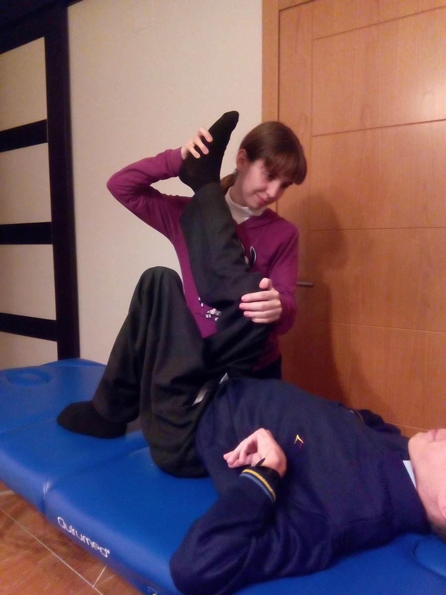 Fisioterapia para las personas con Enfermedades Neuromusculares