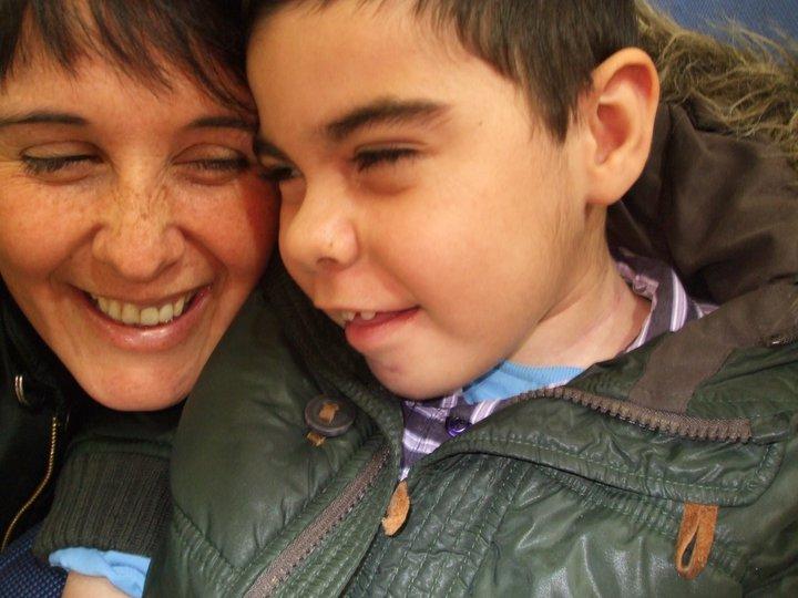 Diego ... Sonreír y vivir haciéndonos mejores...