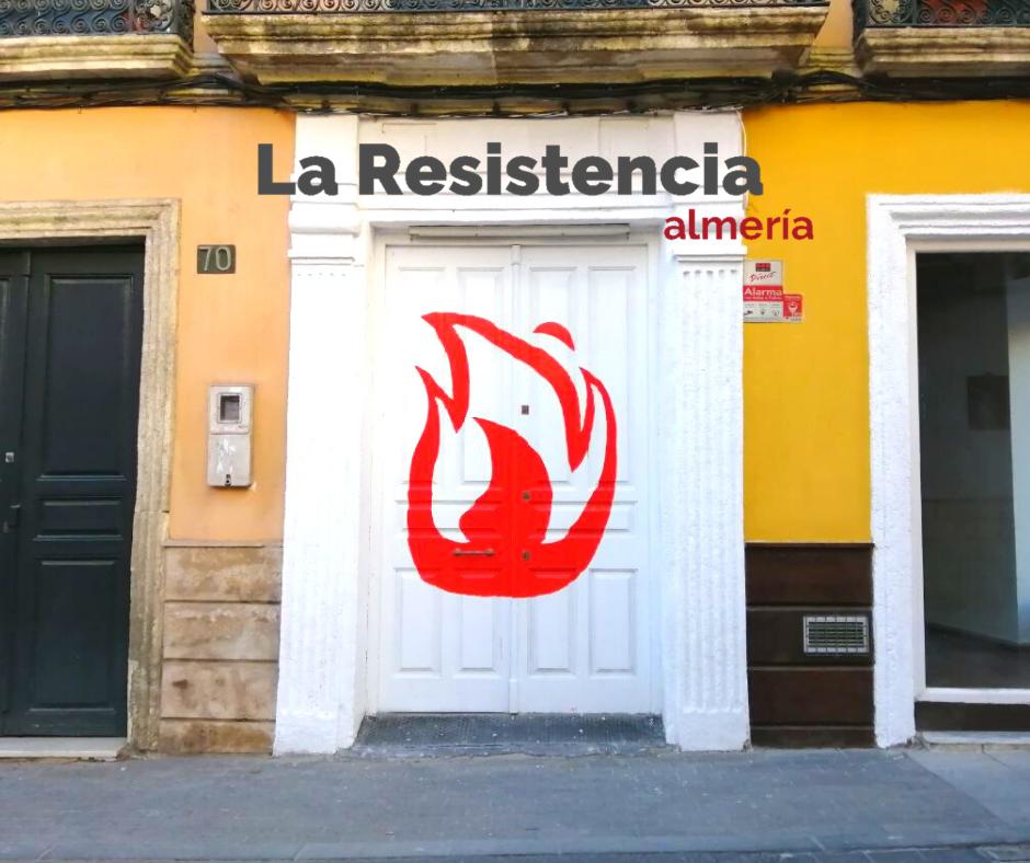 Apoya a La Resistencia Almería