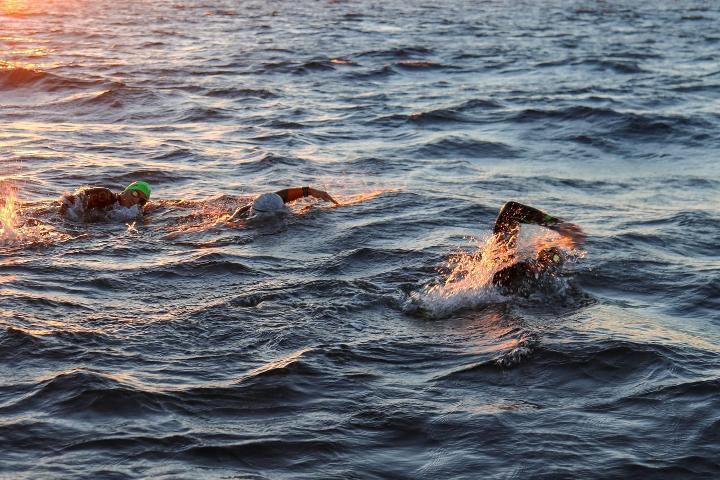16 km. Unidos por el agua