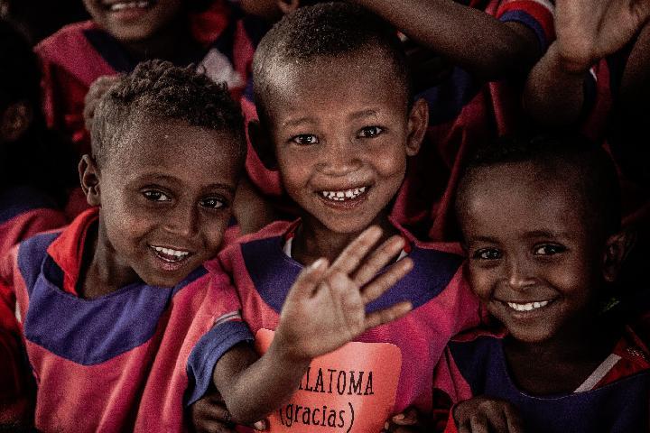 aula canguro ABAY ETIOPIA (escuela infantil)