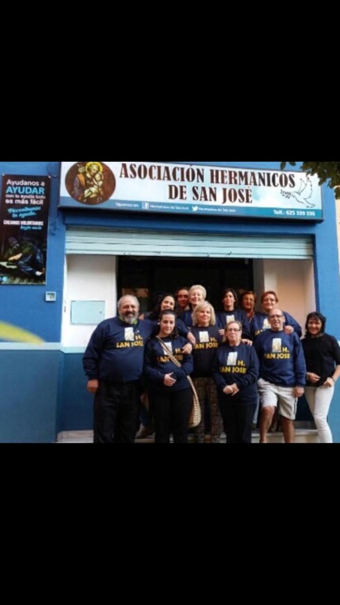 Asociación HERMANICOS DE SAN JOSÉ - Granada