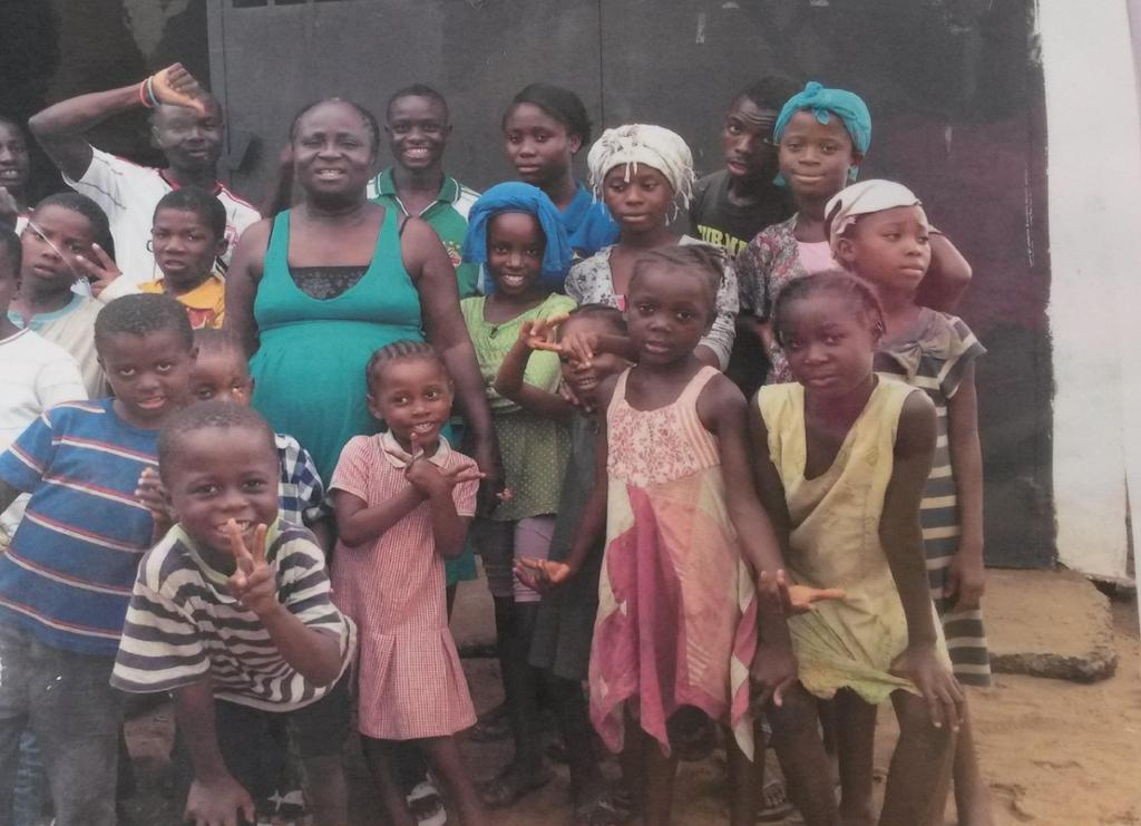 Dewellie's Home & School for Orphans Liberia