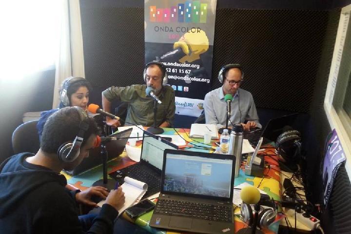 Onda Color - Radio comunitaria de Málaga