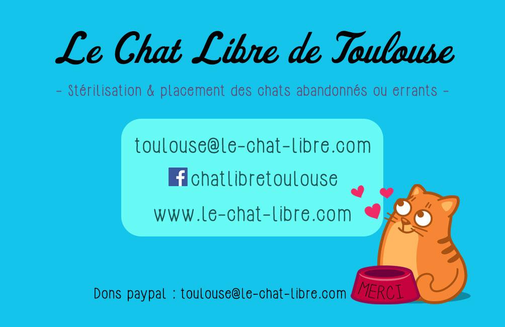 Association Le Chat Libre de Toulouse