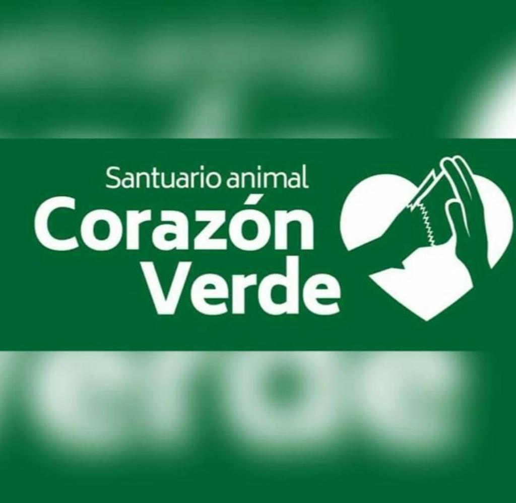CORAZÓN VERDE- Santuario animal