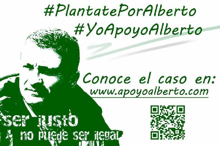 Plataforma de apoyo a Alberto Cañedo