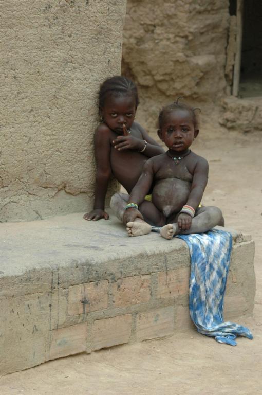 ¡STOP! mortalidad infantil en Djèlibani -Mali