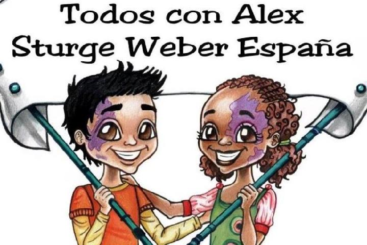 Todos con Alex (Síndrome Sturge Weber)