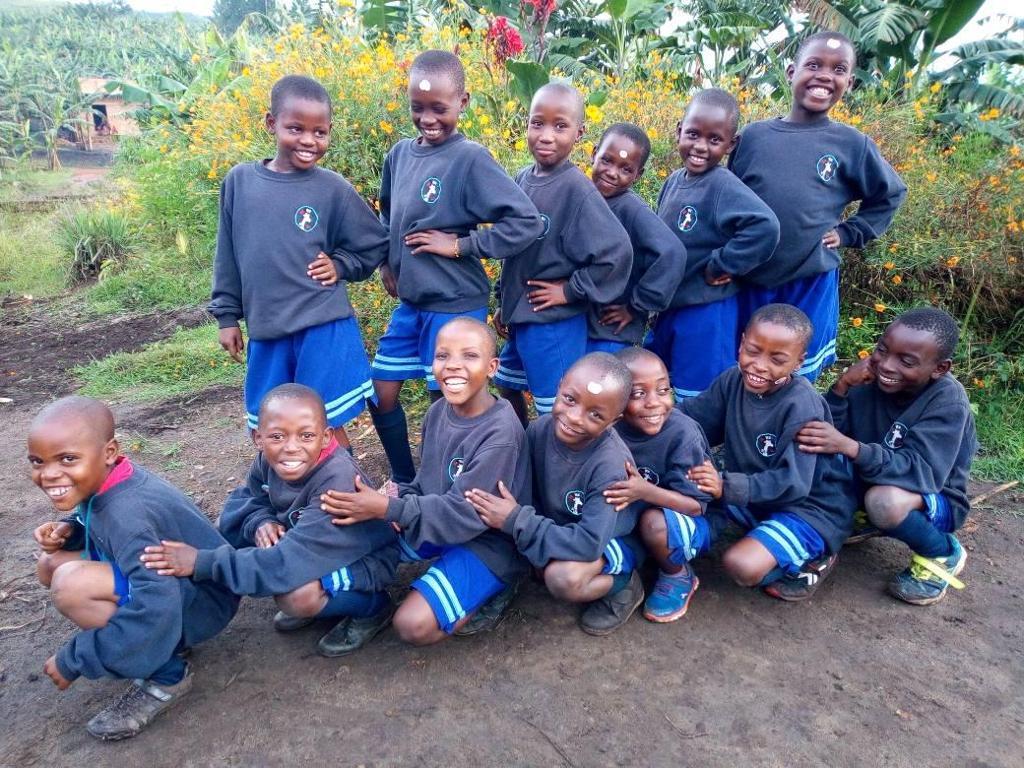 Kumwenya School Grows
