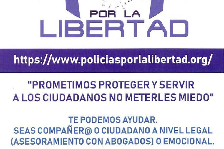 Policias por la Libertad