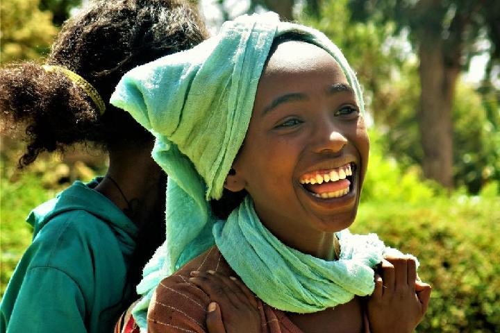 ALEGRÍA SIN FRONTERAS - ETIOPÍA