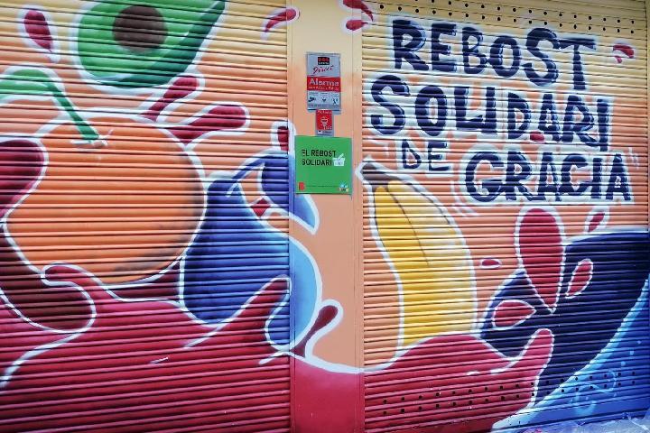 Rebost Solidari de Gràcia
