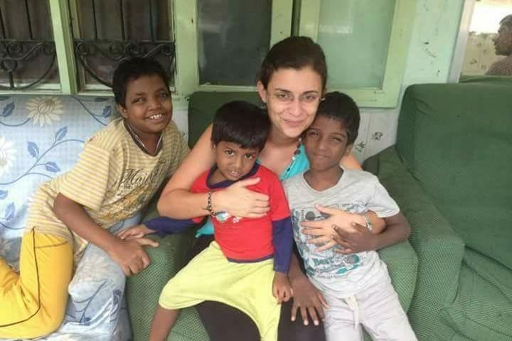 Orfanato Prema Vasam,India
