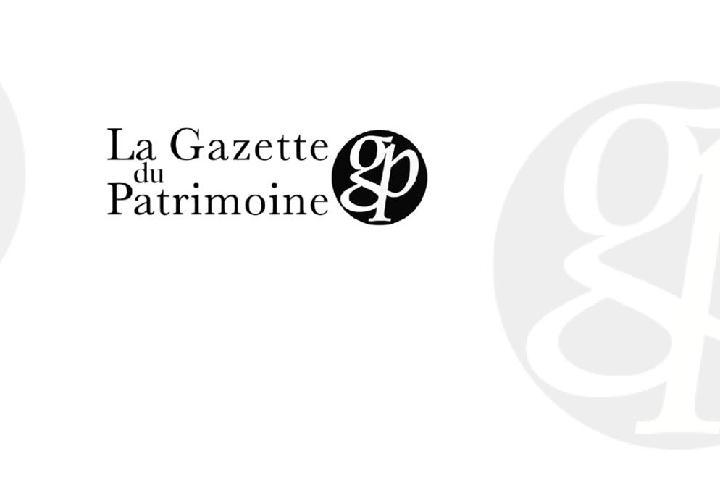La Gazette du Patrimoine