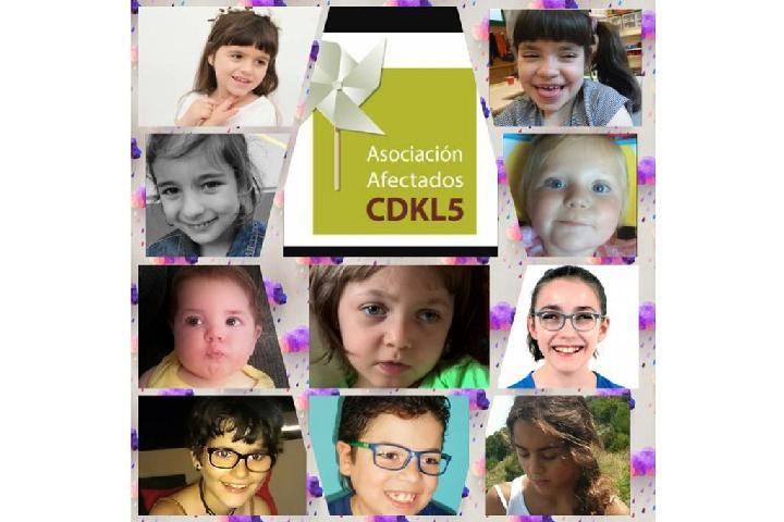 Asociación de afectados CDKL5