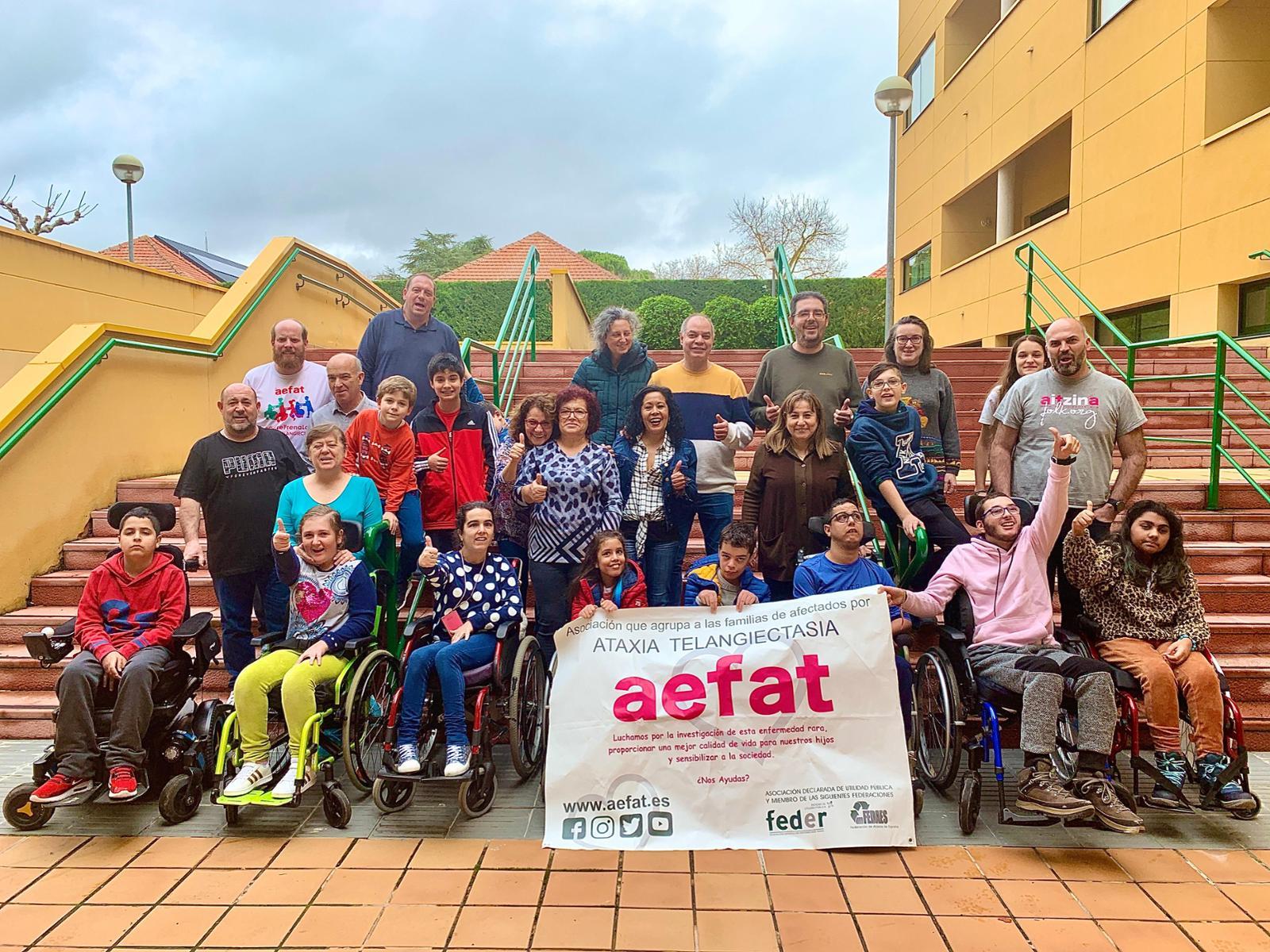 AEFAT - ataxia telangiectasia