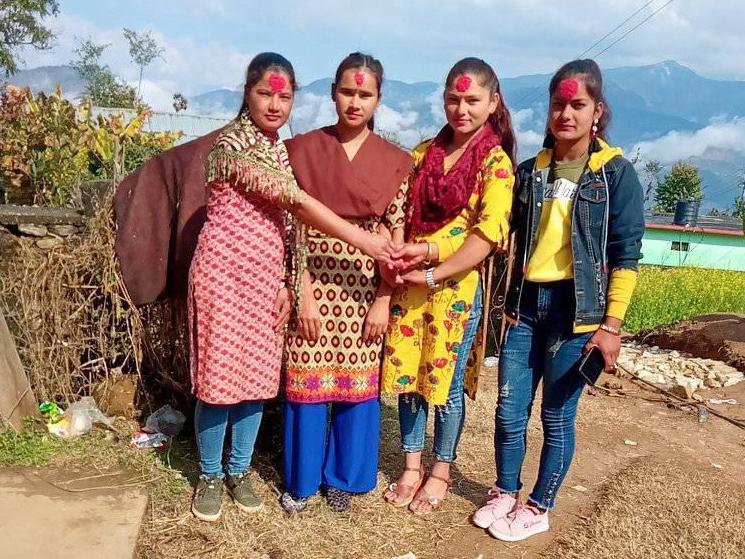 Edufem: Educación contra el Matrimonio infantil en Nepal - be artsy NGO