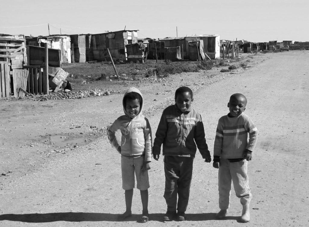 Uncedo, Lukhanyiso pre-school (Sudáfrica)
