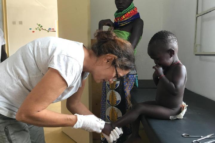 Derechos Humanos y sanidad en Turkana