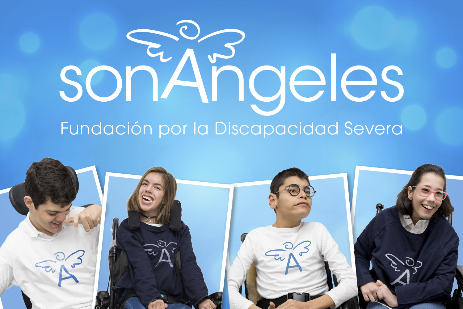 SonÁngeles Foundation - Young People with severe disabilities