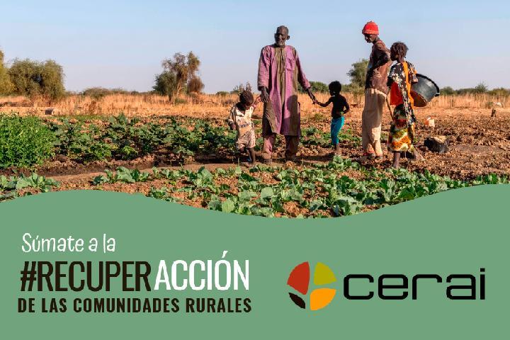 Apoya la #RecuperACCIÓN de las comunidades rurales con CERAI