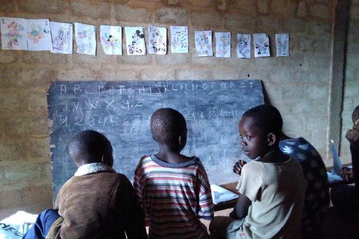 Una escuela para Burkina Faso