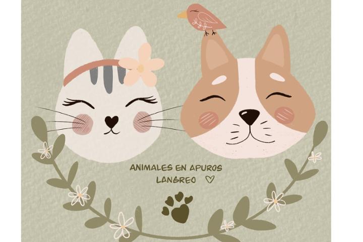 Animales en apuros Langreo