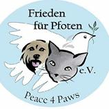 Frieden für Pfoten- Peace 4 paws e.V.