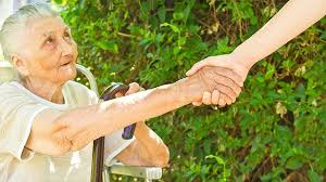 Ayuda a mayores y dependientes