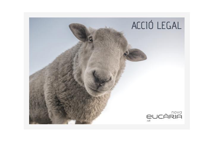 Col·labora amb Nova Eucària per denunciar l'explotació animal