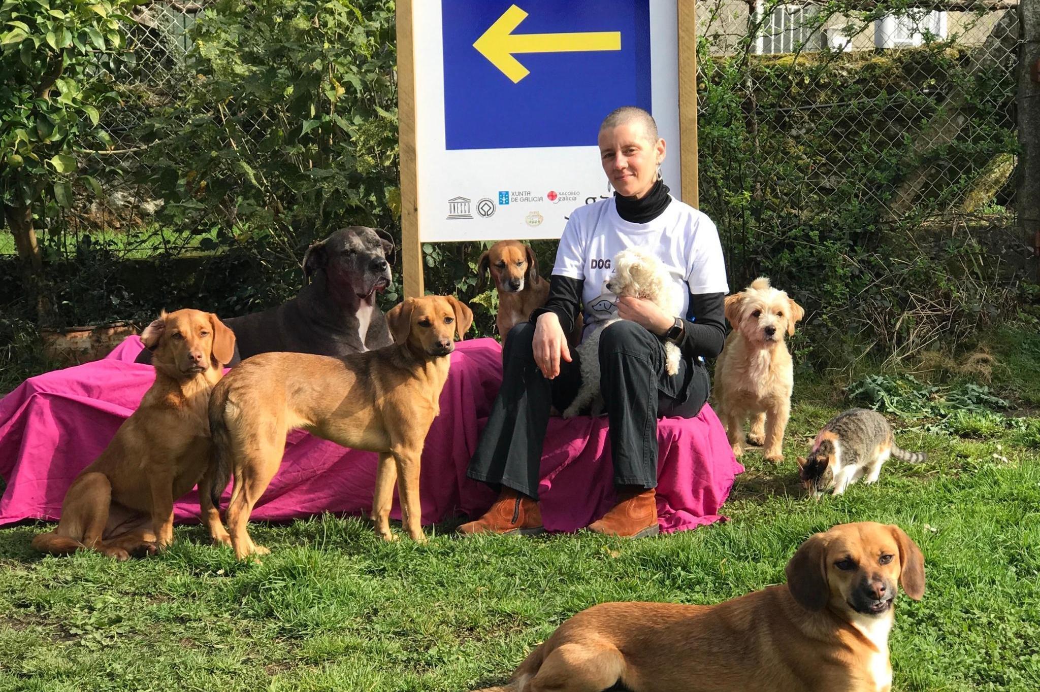 APACA, Asociación Protectora de Animais do Camiño.